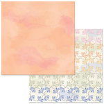 Bo Bunny - Harmony Collection - 12 x 12 Double Sided Paper - Abounds