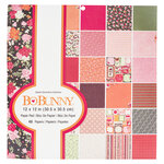 Bo Bunny - Sweet Clementine Collection - 12 x 12 Paper Pad