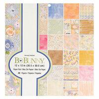 Bo Bunny - Harmony Collection - 12 x 12 Paper Pad