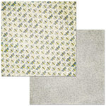 Bo Bunny - Bee-utiful You Collection - 12 x 12 Double Sided Paper - Adore