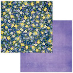 Bo Bunny - Bee-utiful You Collection - 12 x 12 Double Sided Paper - Lovely