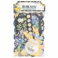 Bo Bunny - Bee-utiful You Collection - Noteworthy Journaling Cards