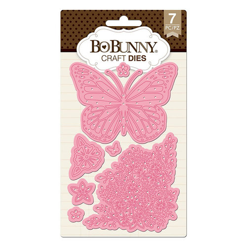 BoBunny - Craft Dies - Butterfly Garden
