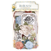BoBunny - Boulevard Collection - Noteworthy Journaling Cards