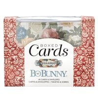 BoBunny - Boulevard Collection - Boxed Card Set