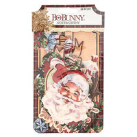 BoBunny - Christmas Treasures - Noteworthy Journaling Cards