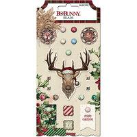 BoBunny - Christmas Treasures - Brads