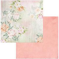 BoBunny - Garden Grove Collection - 12 x 12 Double Sided Paper - Garden Grove