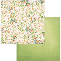 BoBunny - Garden Grove Collection - 12 x 12 Double Sided Paper - Ambiance