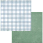 BoBunny - Garden Grove Collection - 12 x 12 Double Sided Paper - Blanket