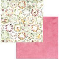 BoBunny - Garden Grove Collection - 12 x 12 Double Sided Paper - Happiness