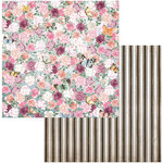 BoBunny - Garden Grove Collection - 12 x 12 Double Sided Paper - Lovely