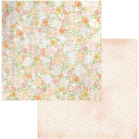 BoBunny - Garden Grove Collection - 12 x 12 Double Sided Paper - Spring