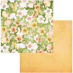 BoBunny - Garden Grove Collection - 12 x 12 Double Sided Paper - Vibrant