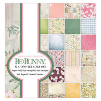 BoBunny - Garden Grove Collection - 12 x 12 Paper Pad