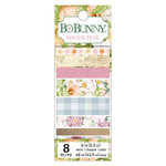 BoBunny - Garden Grove Collection - Washi Tape with Foil Accents