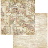 BoBunny - Family Heirlooms Collection - 12 x 12 Double Sided Paper - Origins