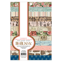BoBunny - Family Heirlooms Collection - 6 x 8 Paper Pad