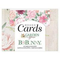 BoBunny - Garden Grove Collection - Boxed Cards
