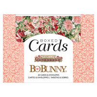 BoBunny - Family Heirlooms Collection - Boxed Cards