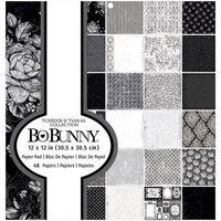 BoBunny - Tuxedos and Tiaras Collection - 12 x 12 Paper Pad