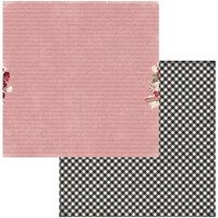 BoBunny - Joyful Christmas Collection - 12 x 12 Double Sided Paper - Music