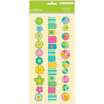 American Crafts - Pebbles - Party with Amy Locurto - Paper Garland - Pool