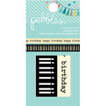 Pebbles - Birthday Wishes Collection - Masking Tape - Happy Birthday