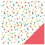 Pebbles - Homemade Collection - 12 x 12 Double Sided Paper - Homemaker