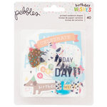 Pebbles - Happy Hooray Collection - Ephemera