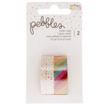 Pebbles - Happy Hooray Collection - Washi Tape