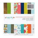 Pebbles - Happy Day Collection - 6 x 6 Paper Pad