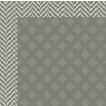 Pebbles - Cottage Living Collection - 12 x 12 Double Sided Paper - Tweed