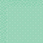 Pebbles - Cottage Living Collection - 12 x 12 Double Sided Paper - Lovely Lace