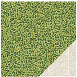 Pebbles - Homegrown Collection - 12 x 12 Double Sided Paper - Foliage