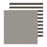 Pebbles - Patio Party Collection - 12 x 12 Double Sided Paper - Welcome Mat