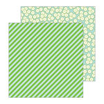 Pebbles - Patio Party Collection - 12 x 12 Double Sided Paper - Summer Dreams