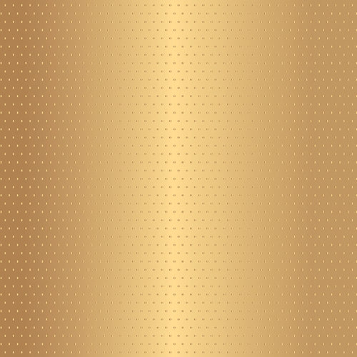 Pebbles - DIY Home Collection - 12 x 12 Embossed Paper - Gold Foil