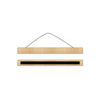 Pebbles - DIY Home Collection - 12 Inch Hangers - Poster Hanger