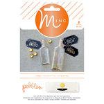 Heidi Swapp - MINC Collection - Halloween - Cardstock Stickers - Labels