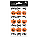 Pebbles - Boo Collection - Halloween - Puffy Stickers