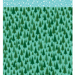 Pebbles - Winter Wonderland Collection - Christmas - 12 x 12 Double Sided Paper - Winterwalk