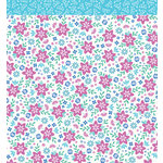 Pebbles - Winter Wonderland Collection - Christmas - 12 x 12 Double Sided Paper - Sparkle