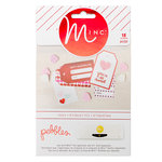 Heidi Swapp - Pebbles - MINC Collection - Be Mine - Tags