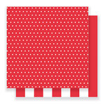 Pebbles - Everyday Collection - 12 x 12 Double Sided Paper - Sweet Dots