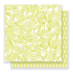 Pebbles - Everyday Collection - 12 x 12 Double Sided Paper - Tropical Delight