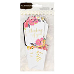 Pebbles - Everyday Collection - Tags with Foil Accents