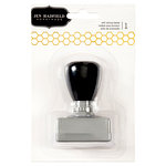 Pebbles - Everyday Collection - Self-Inking Stamp - Hello My Name Is