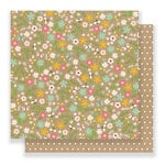 Pebbles - Spring Fling Collection - 12 x 12 Double Sided Paper - Spring Fling