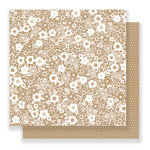 Pebbles - Spring Fling Collection - 12 x 12 Double Sided Paper - Lace